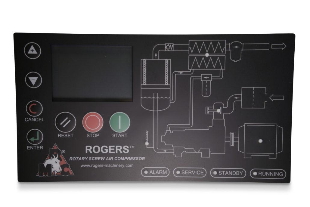 Rogers eGOAT panel