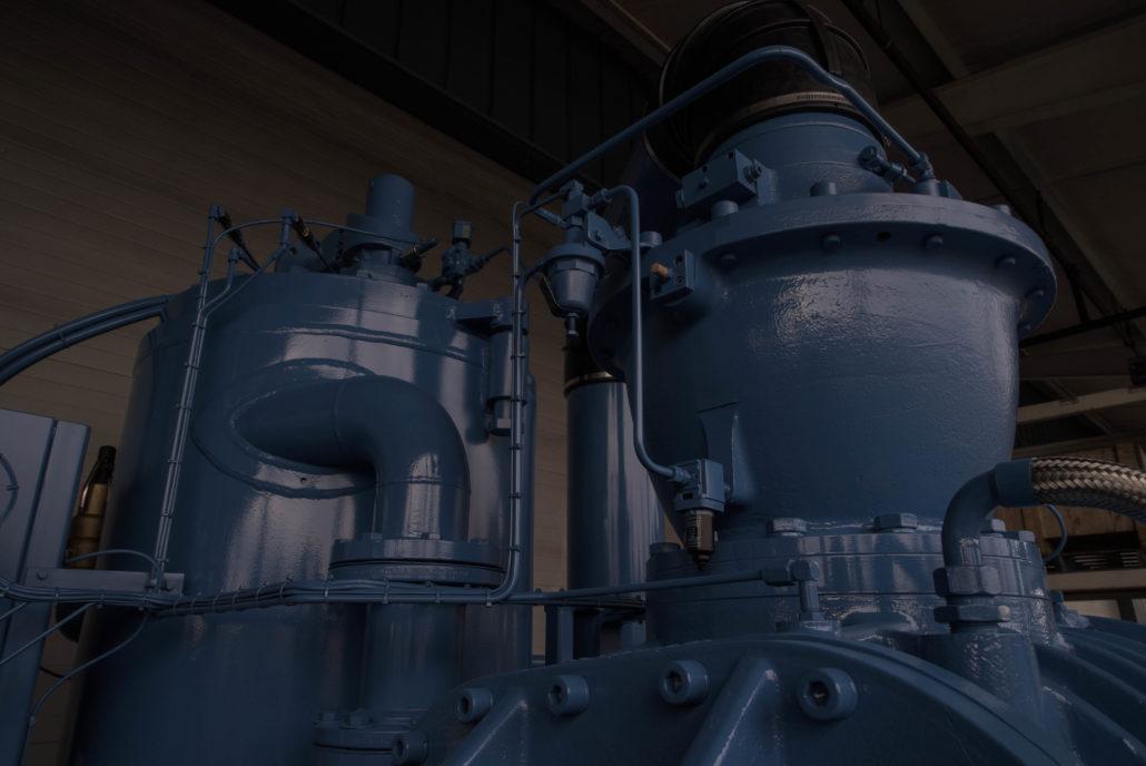 inlet control valve