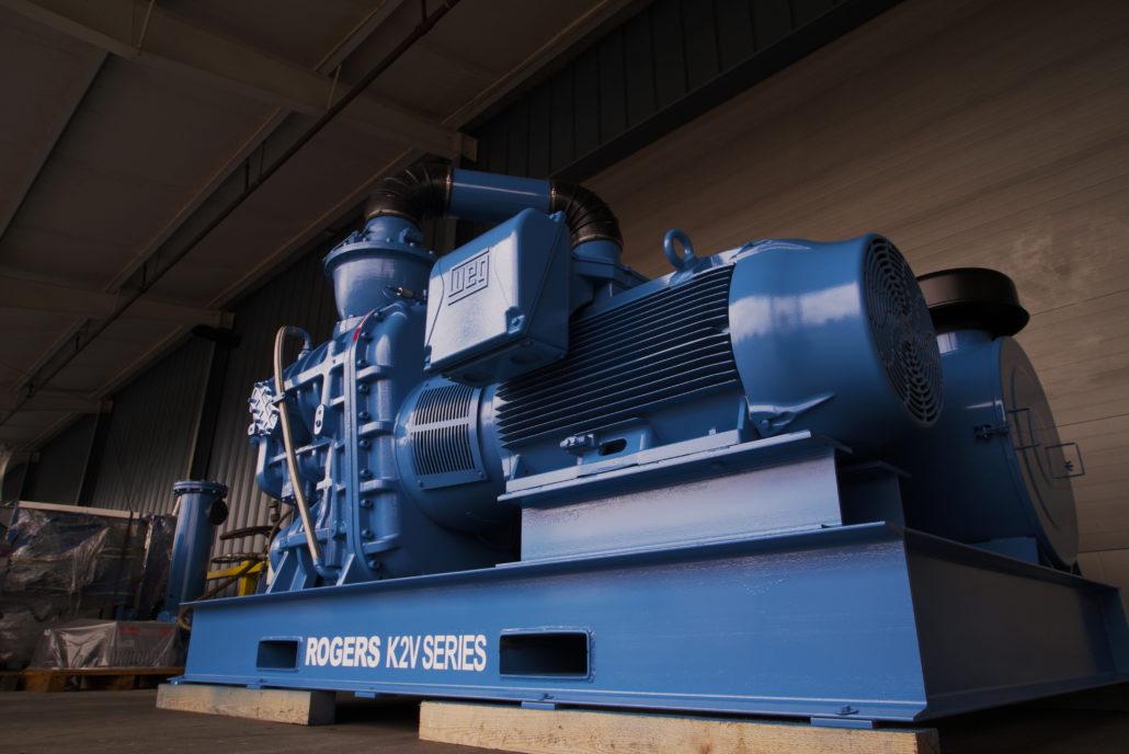 K2 Series air compressor
