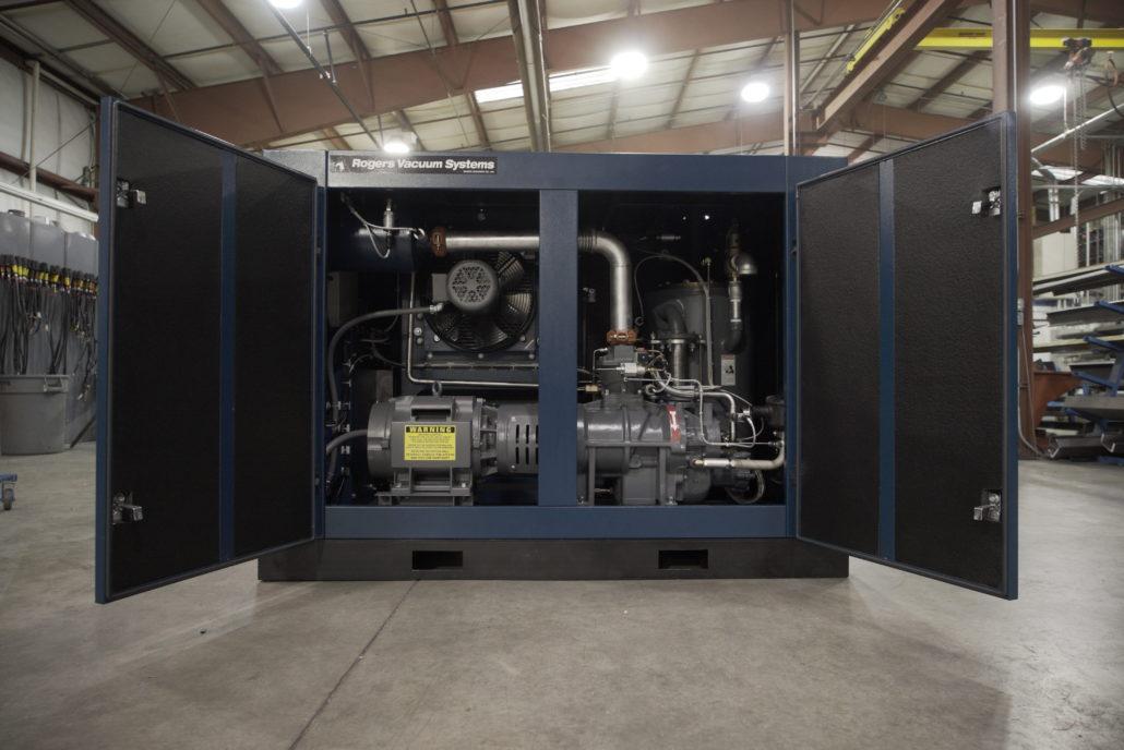Rogers KRVP vacuum pump