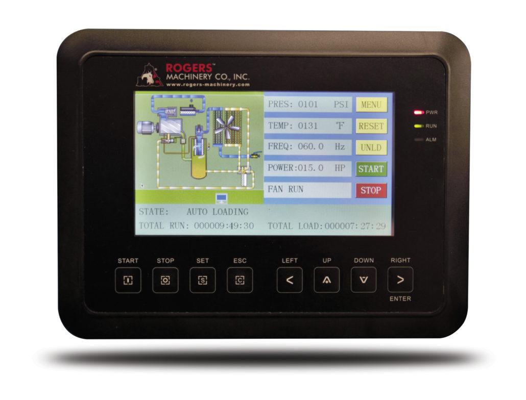 KI Control Panel