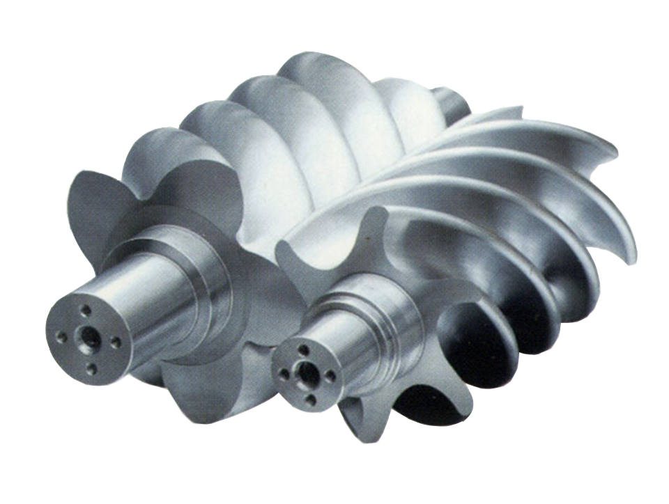 KR Rotory Screws