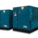 Two KR2/KR2V air compressors