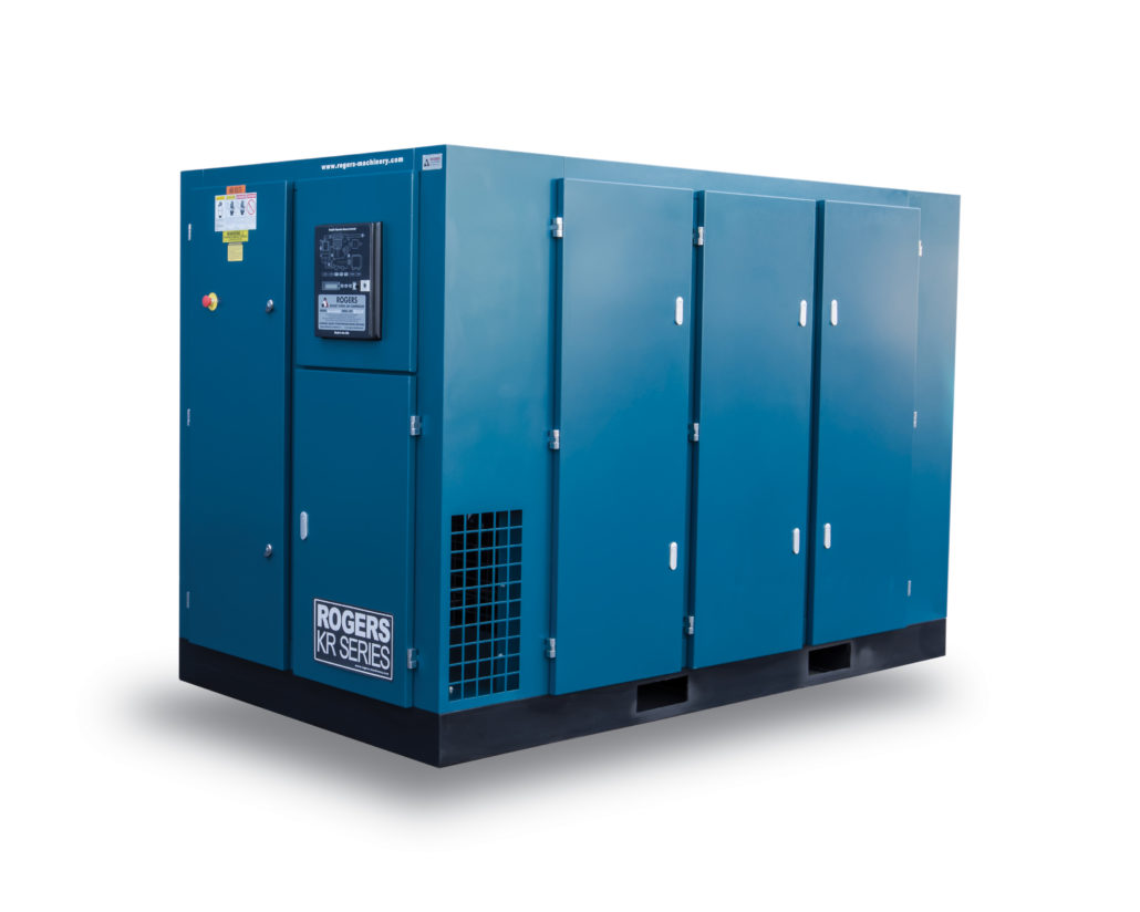 KR Series rotary screw air compressor
