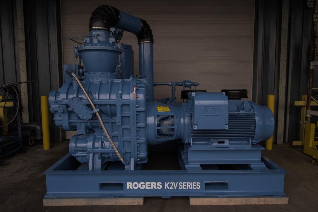 Rogers K2V Compressor